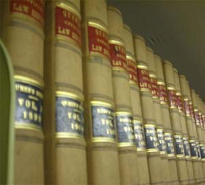 Книги със закони